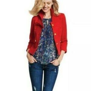 CAbi Scarlet Beau Jacket #3035 Sz 6 NWT MSRP $169!